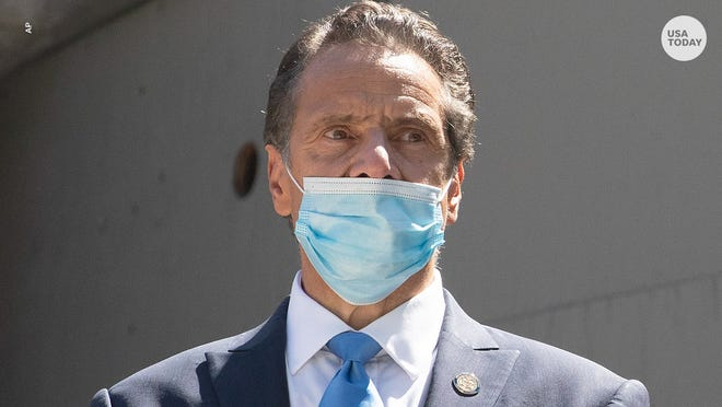 New York was once the epicenter of the coronavirus outbreak in the U.S., but Gov. Andrew Cuomo says infection rates are among lowest in the nation.