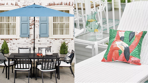 Don't miss these patio furniture steals at Target.
