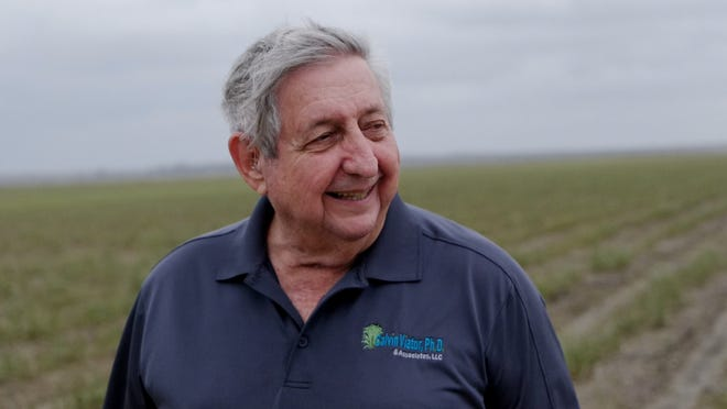 Calvin Viator, of Thibodaux, was inducted into the Louisiana Agriculture Hall of Distinction. Viator started an agricultural consulting business while teaching agriculture classes at Nicholls State University. He is still involved with his consulting business, which is in the heart of sugar-cane country.