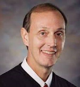 Louisiana Supreme Court Justice John Weimer of Thibodaux