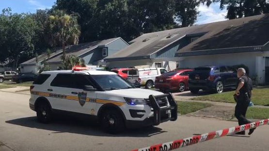 Jacksonville police say a woman was targeted in a drive-by shooting on Songbird Lane in Mayport that sent her to the hospital with life-threatening injuries Saturday afternoon. [First Coast News]