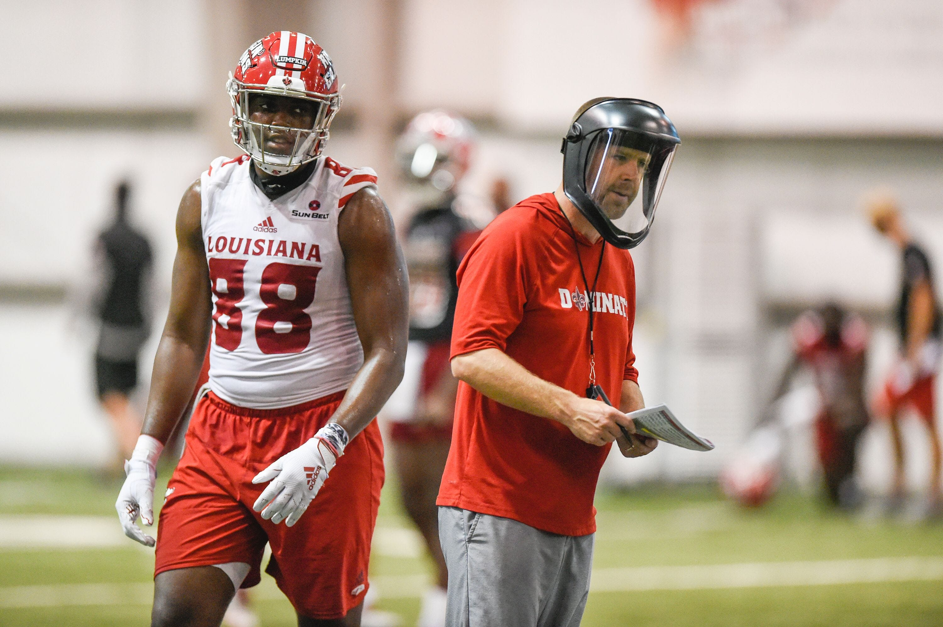 Louisiana Football Covid 19 Crisis Costs Ragin Cajuns Roster Spots