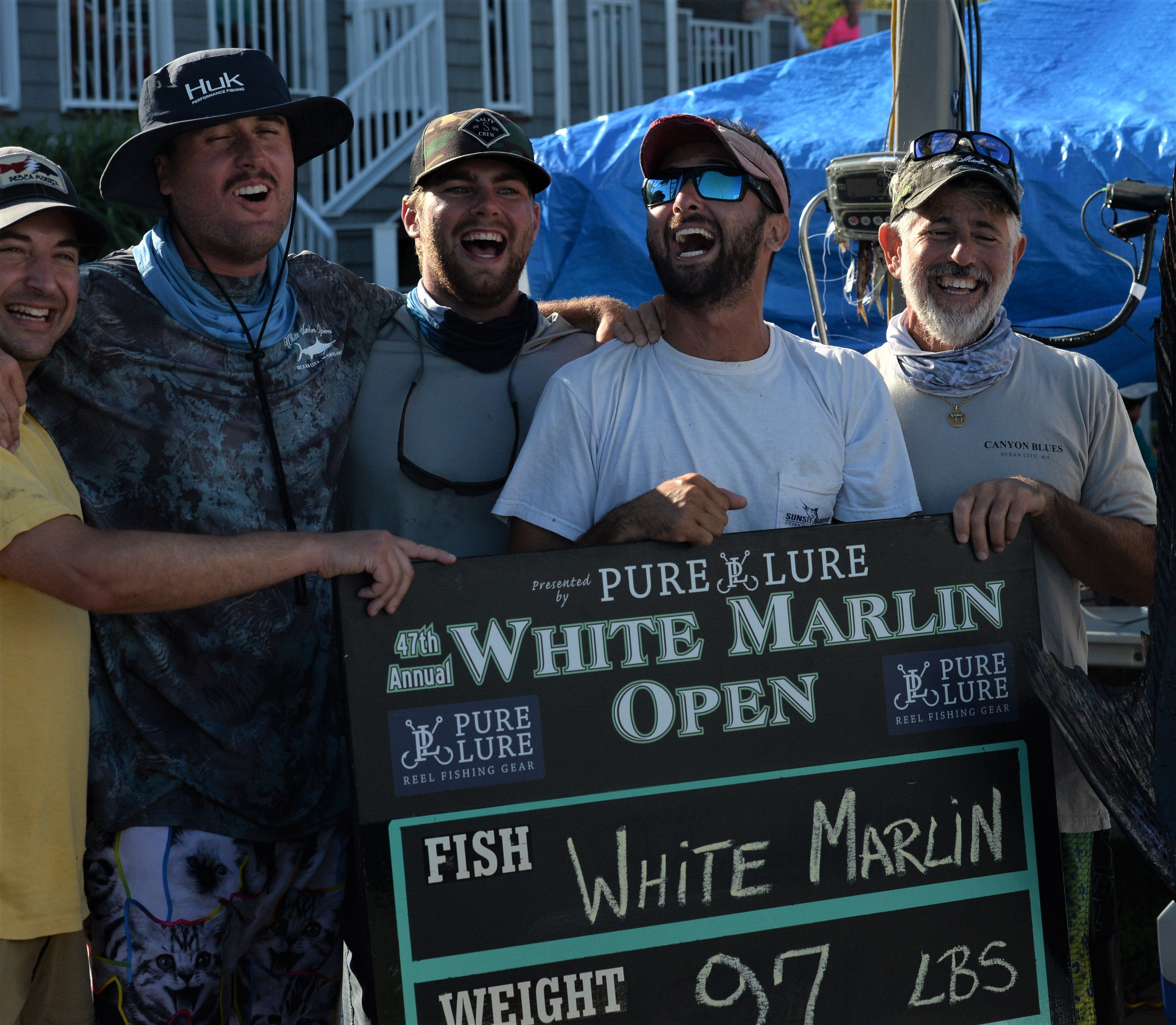 White Marlin Open announces new records for number of boats and purse for 2021 tournament