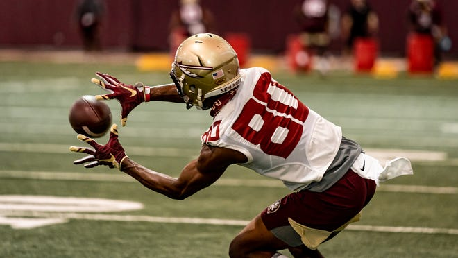 Ontaria Wilson's 69-yard touchdown was the Florida State offense's most explosive play in thier 38-22 loss to North Carolina State.
