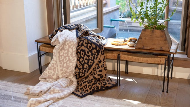 Even Chrissy Teigen loves this über-luxe throw.