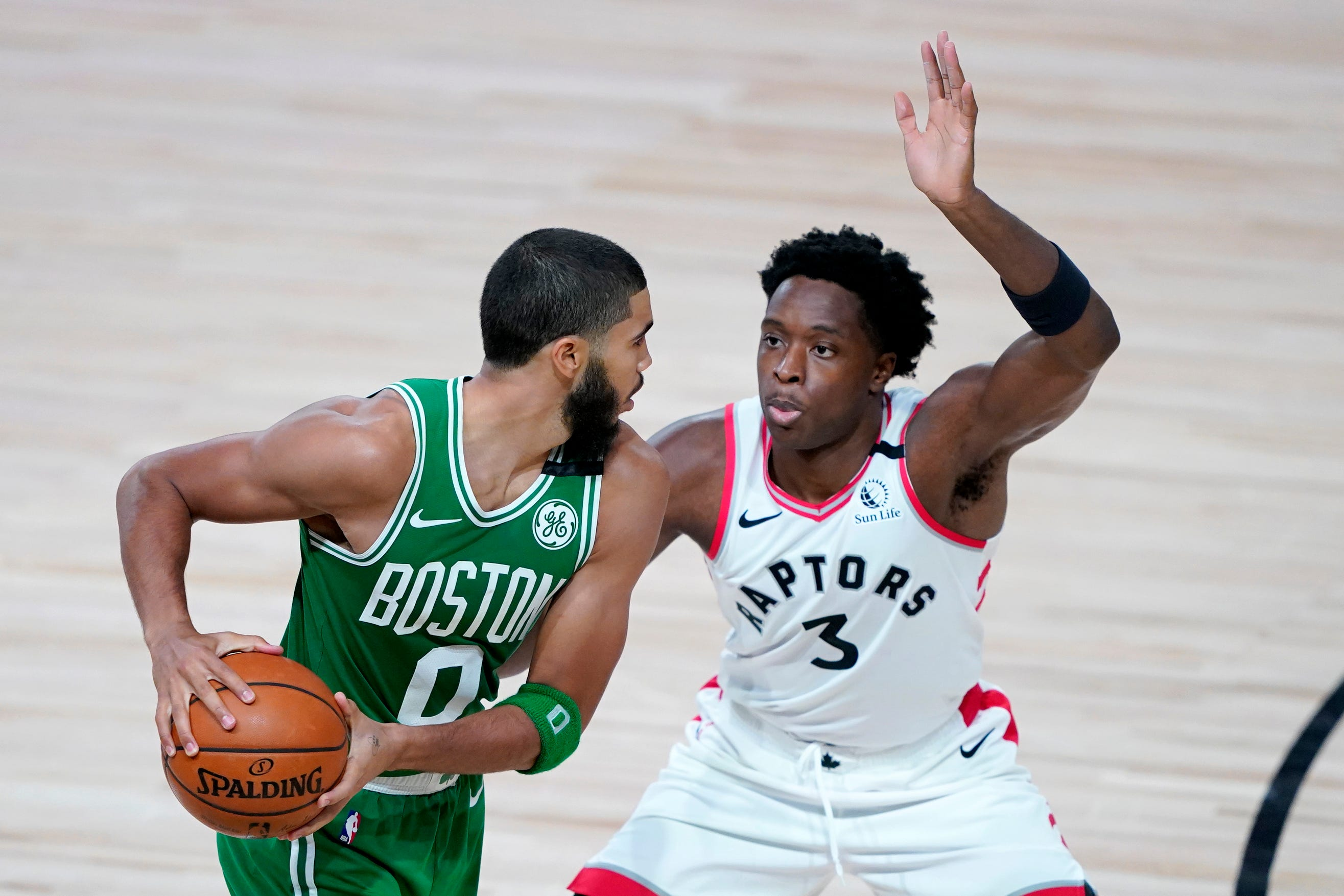 NBA bubble breakdown: Boston Celtics know rout of Toronto Raptors means  nothing