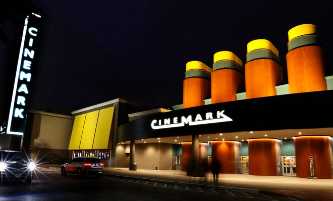 Cinemark Tinseltown and XD movie theater on Jacksonville's Southside will reopen Friday after being temporarily closed since mid-March due to the COVID-19 pandemic.