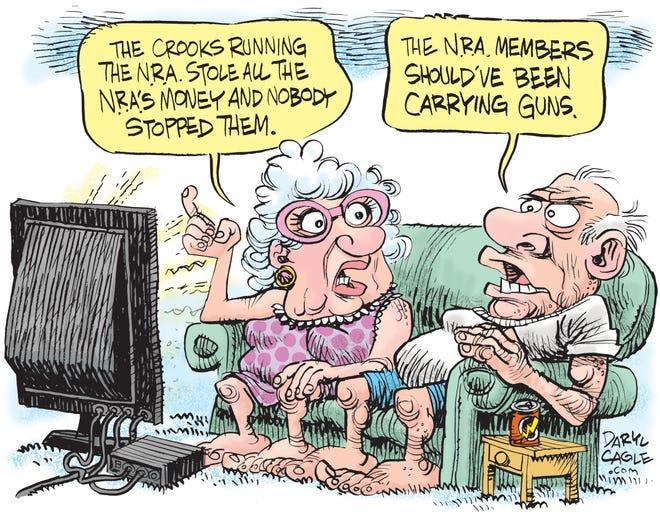 Daryl Cagle, Cagle Cartoons