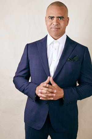 Broadway actor and singer Christopher Jackson performs a livestream concert.