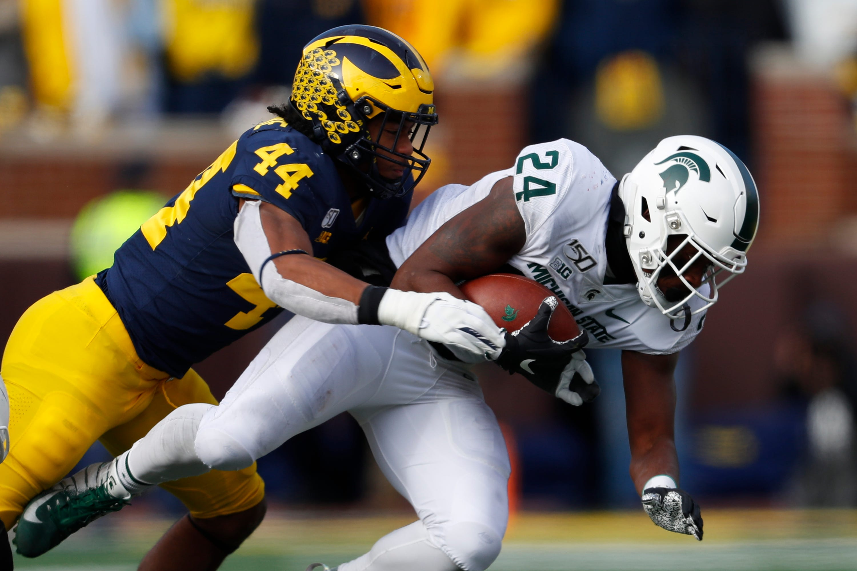 Matt Charboneau Predicts Michigan State S Game By Game Fortunes