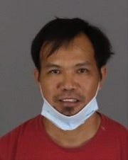 Rosemead resident Coe Hoc Phung is suspected of running a drug house. He was arrested during an investigation on Saturday, Aug. 8, 2020, according to the Riverside County Sheriff's Department.