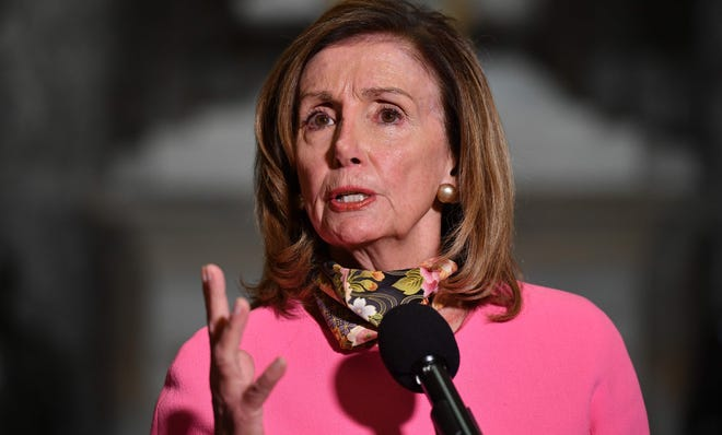 Fact check: False claim about Nancy Pelosi, overseas military voters