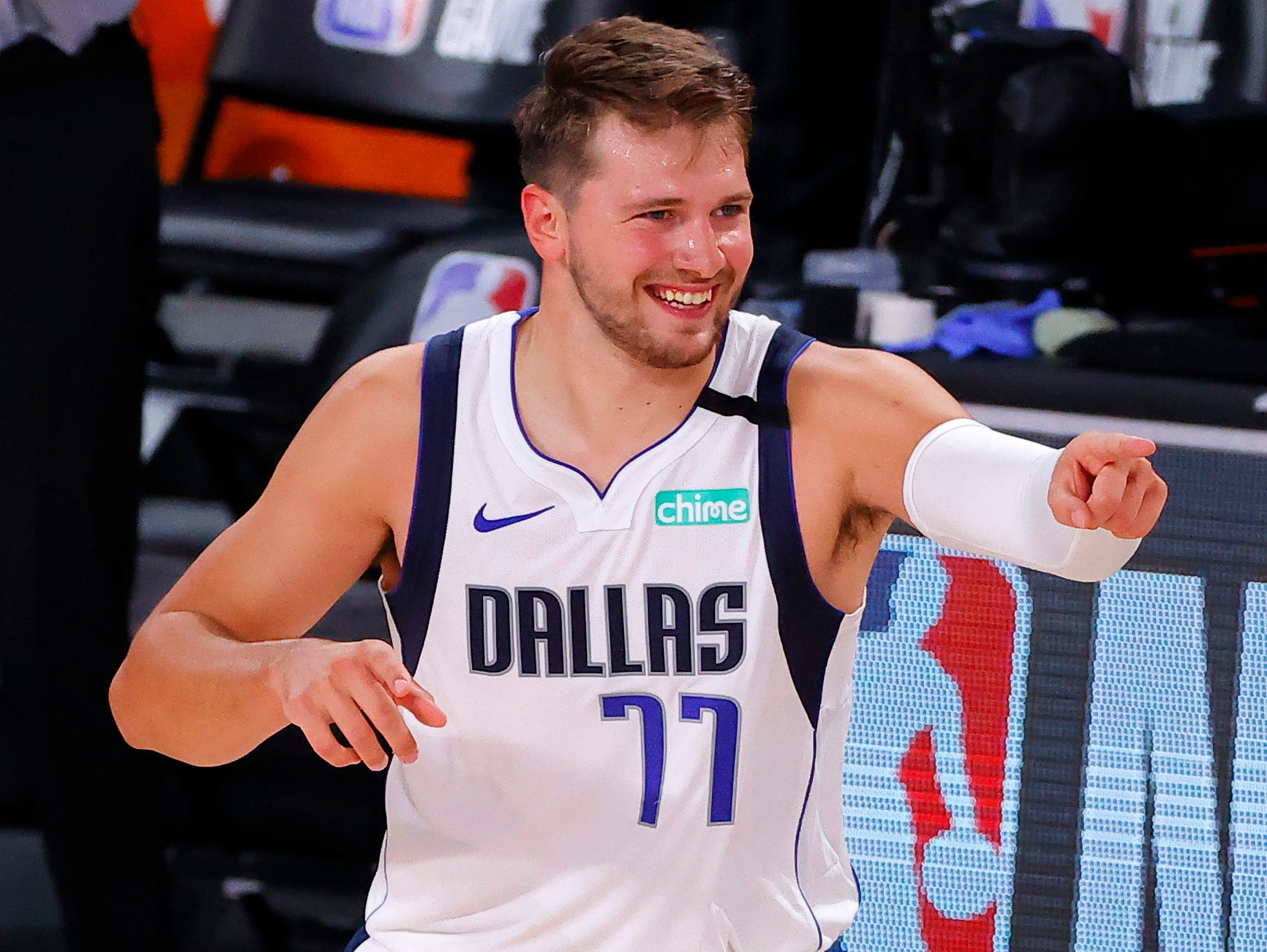 Giannis Luka Doncic Among Most Talented Guys I Ve Played Against