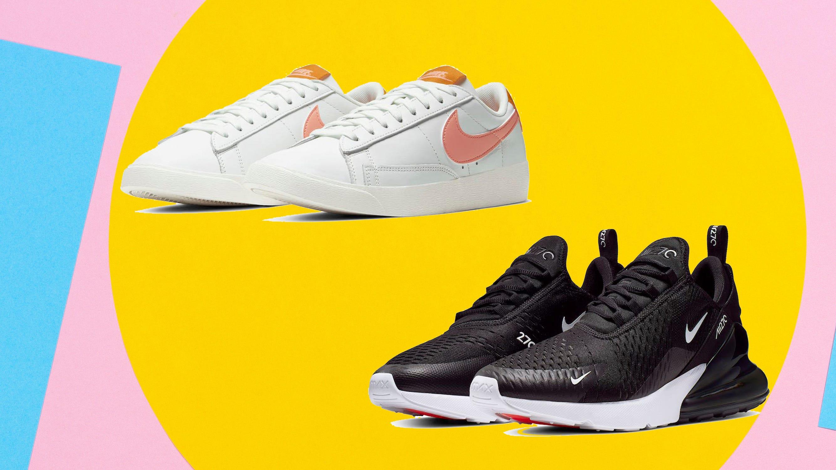 nordstrom nike sneakers