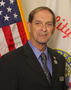Crestview Mayor JB Whitten