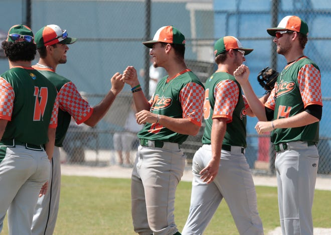 The Florida Gulf Coast League completed a collegiate summer baseball and softball league with the Bradenton Juice winning the championship. The FGCL plans to play winter and spring leagues in baseball and softball.