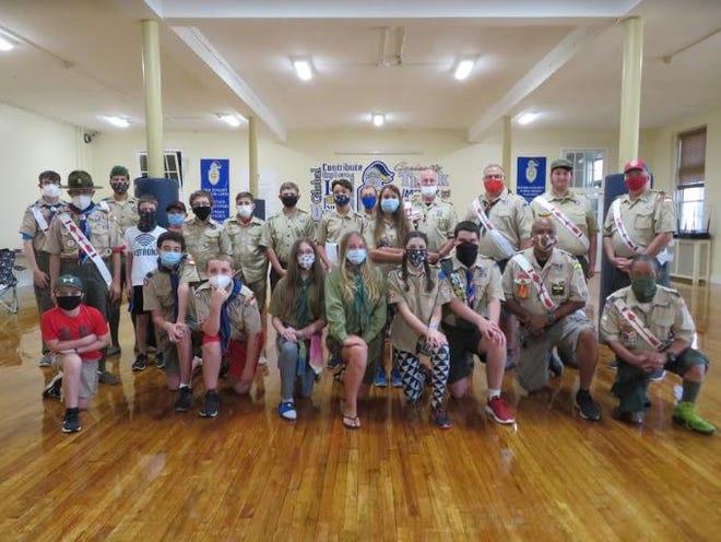 Boy Scouts Troop 9