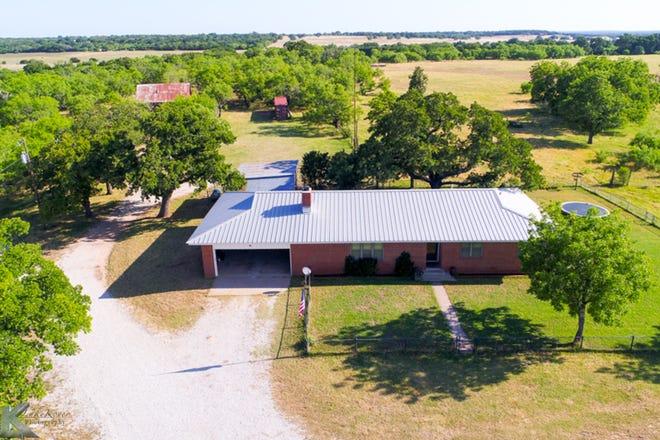 1402 County Road 340, Ranger