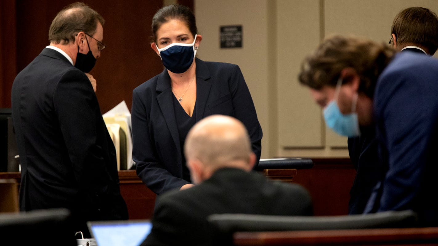 Live coverage: Dawn Gentry misconduct hearing resumes, employees report 'sexual moaning.'