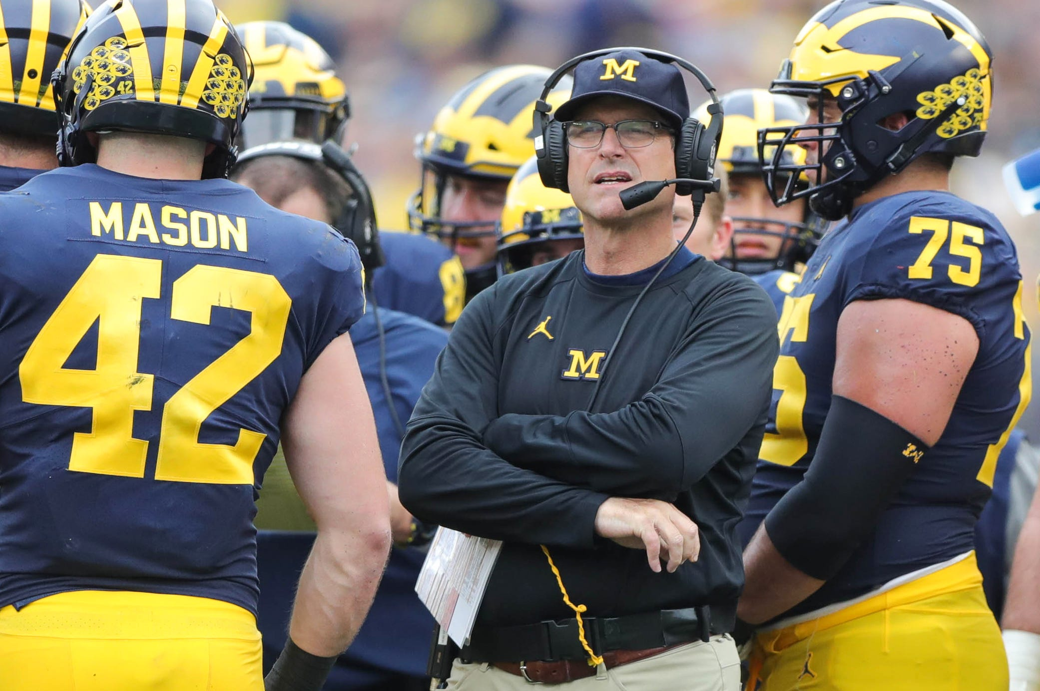 Opinion: Michigan football and Jim Harbaugh face a catch-22 with his future