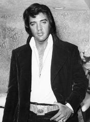Elvis Presley found his footing during a second set of sessions at Stax Records in 1973.