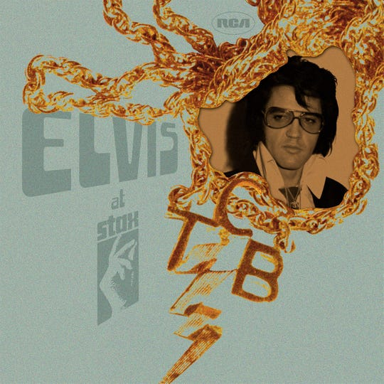 """The 2013 box set """"Elvis at Stax"""" documents the King's sessions at Soulsville."""