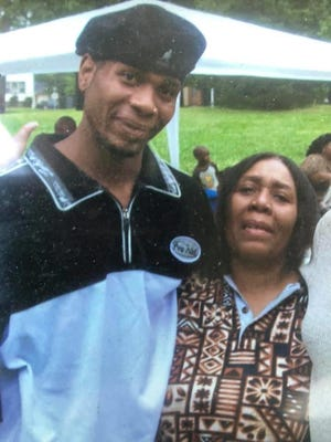 Jesse Brock, 50, is seen in a photo provided by his family. Brock died over the weekend trying to save two drowning teenage boys at McKinley Beach in Milwaukee.
