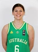 Australian point guard Jade Melbourne is committed to Arizona State women's basketball in the class of 2021.