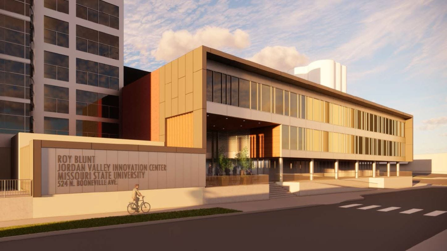 Jordan Valley Innovation Center addition to be named for Brewer Science