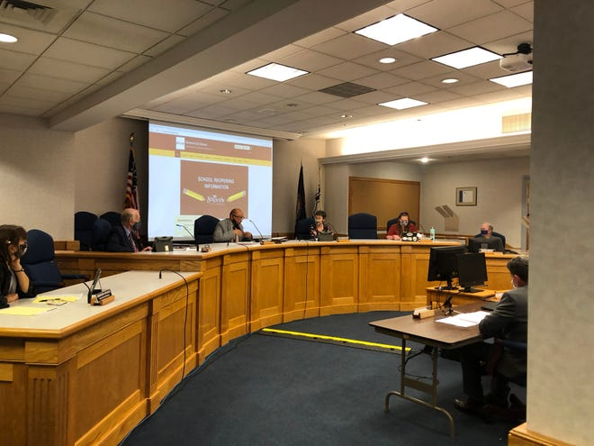 The Staunton City School Board will consider a plan to return to in-person learning at a called meeting Monday, Sept. 21.