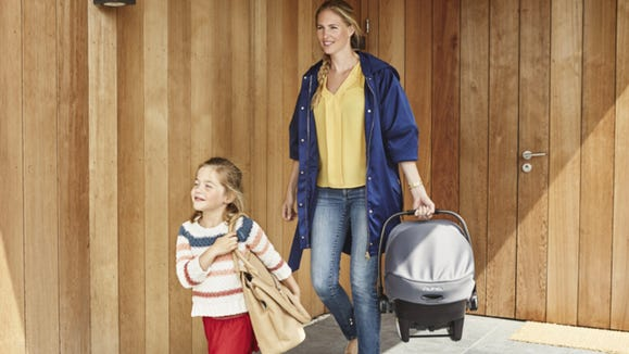 Nuna's car seats offer a safe, cozy way for your little one to travel with you wherever you go.