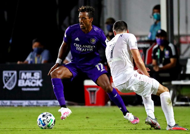 Nani and Orlando City SC will host Nashville SC on Aug. 26, the first game at Exploria Stadium since the start of the COVID-19 pandemic. The club announced Wednesday the stadium will be open to a limited amount of fans.