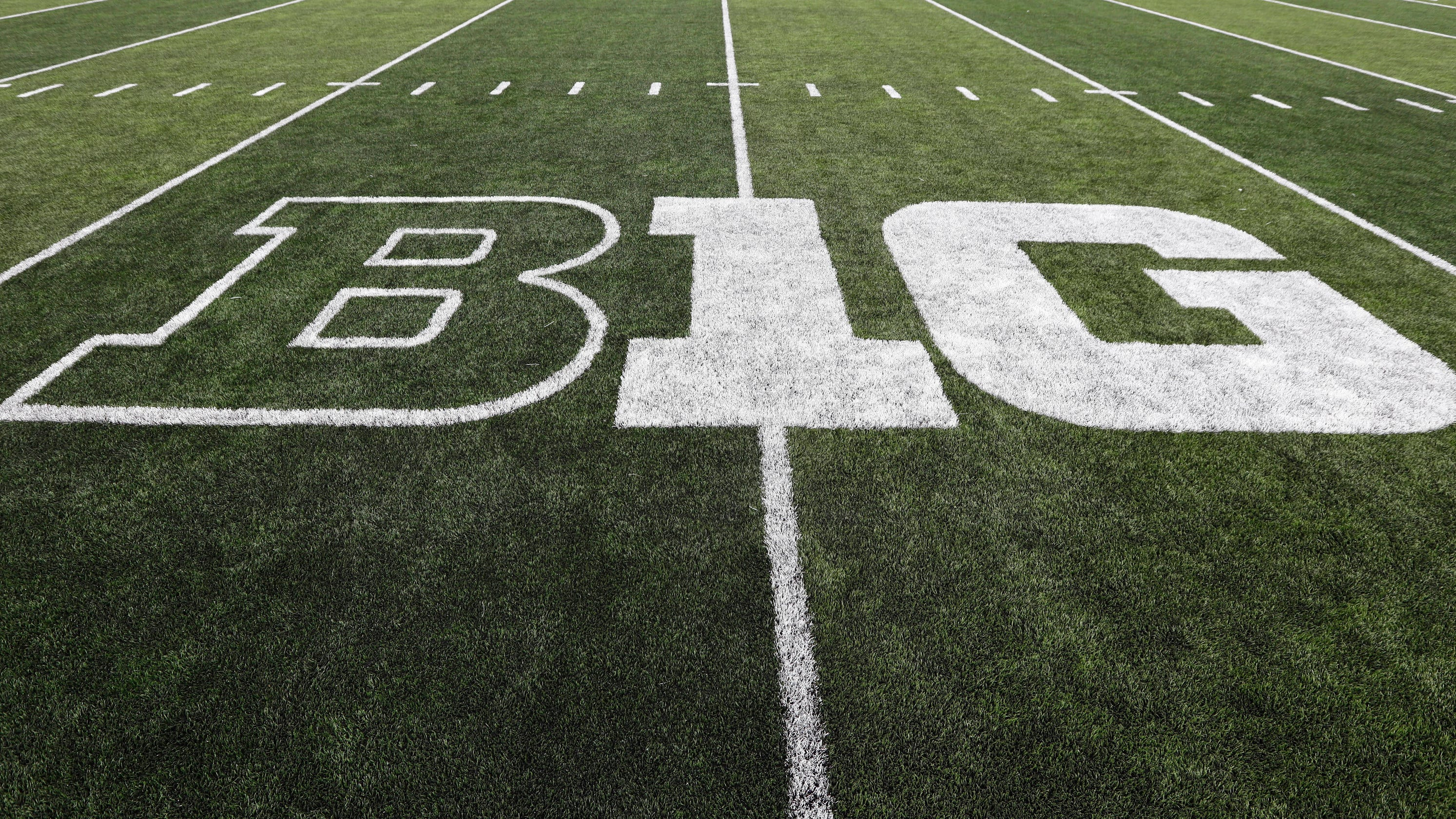 Bowing to pressure, Big Ten plans to begin eight-game football season Oct. 24