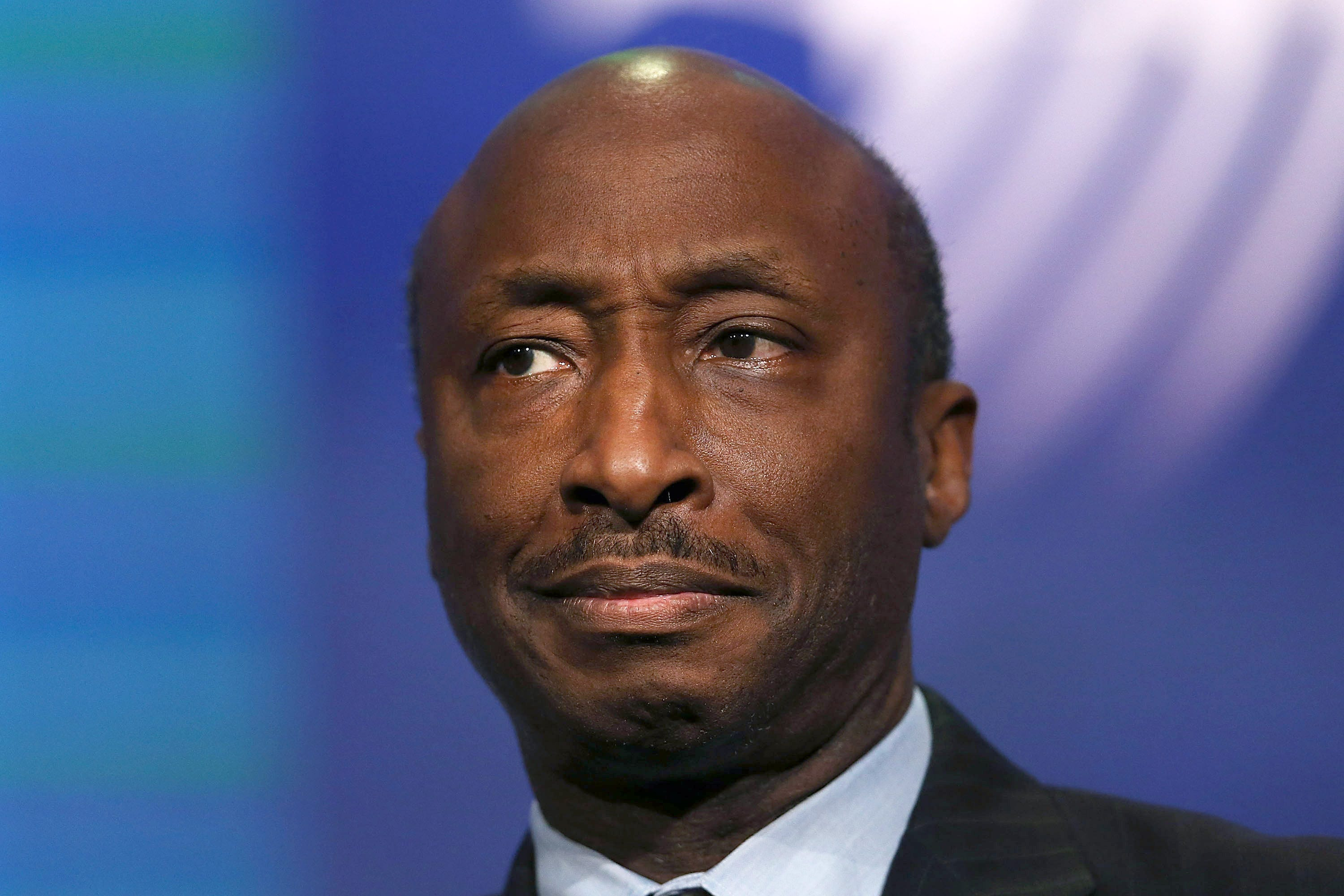 Kenneth Frazier, chairman and CEO of pharmaceutical company Merck & Co.