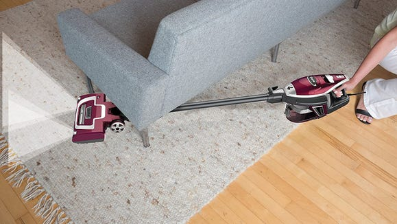 This vacuum is ultra-lightweight.