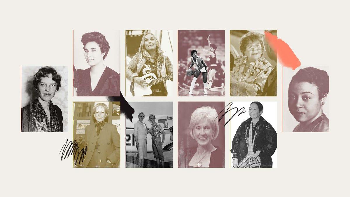 Amelia Earhart and singer Melissa Etheridge among Kansas' influential Women of the Century