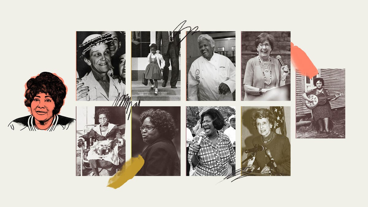 Politicians, civil rights activists and 'Queen of Creole Cuisine' among Louisiana's inspiring women
