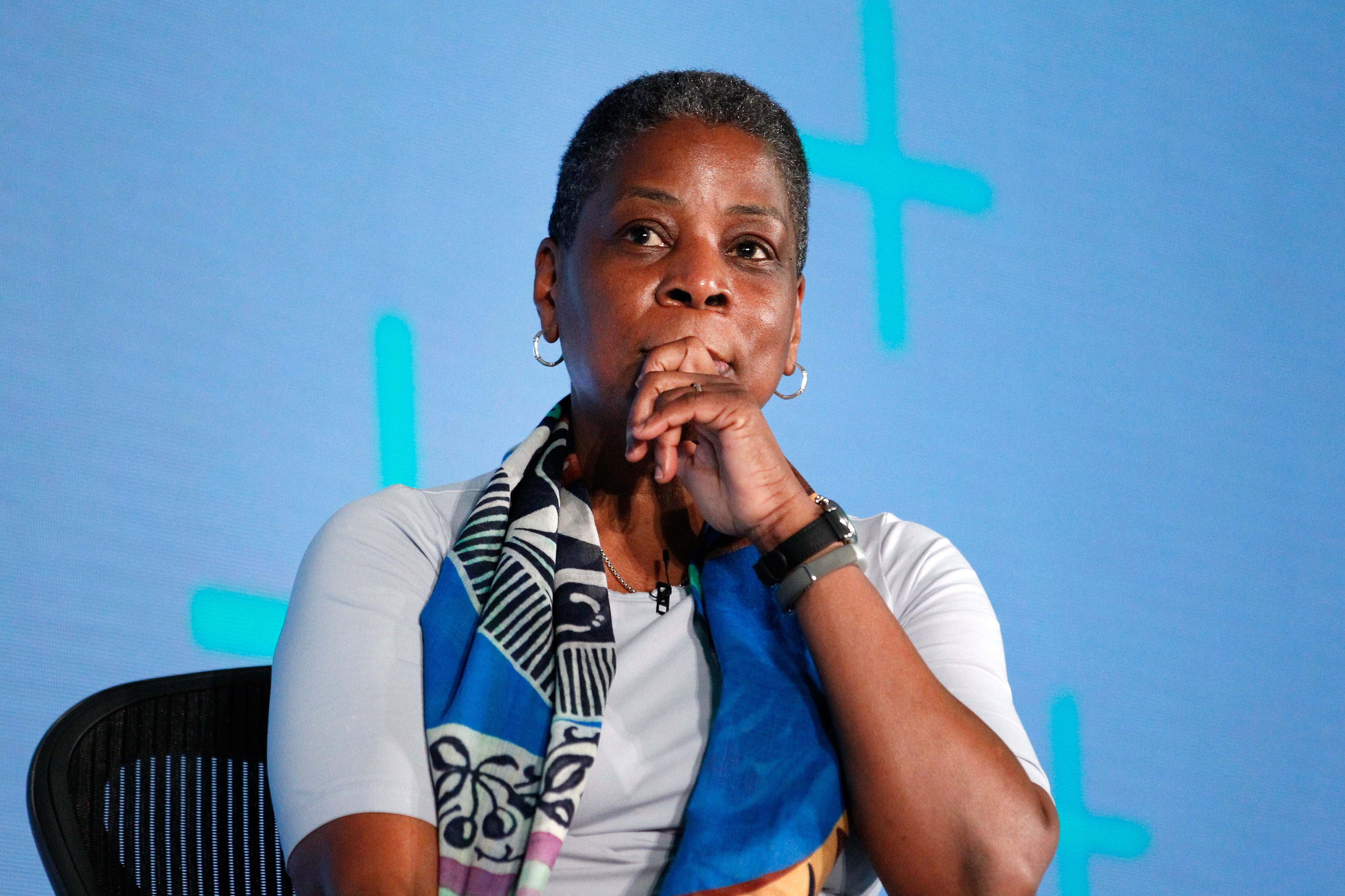 Ursula Burns, former chairman and CEO of Xerox, was the first Black woman CEO in the Fortune 500.