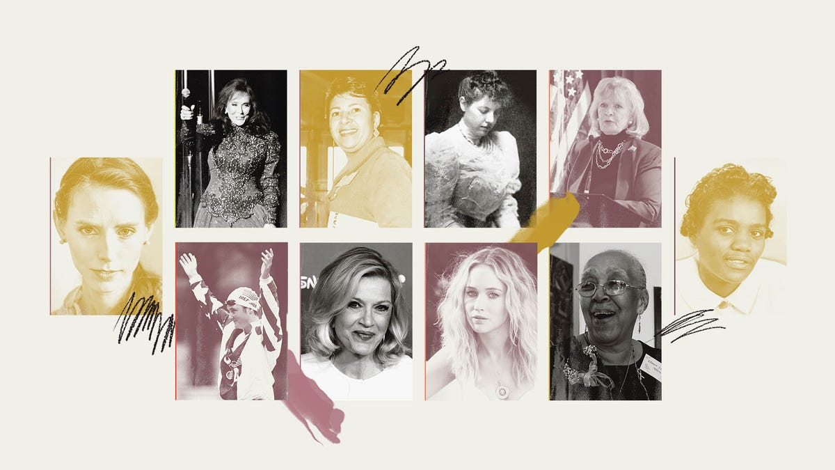 Jennifer Lawrence, Loretta Lynn and Diane Sawyer among inspiring women on Kentucky list