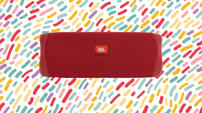 You can get this fun portable Bluetooth speaker on sale now.