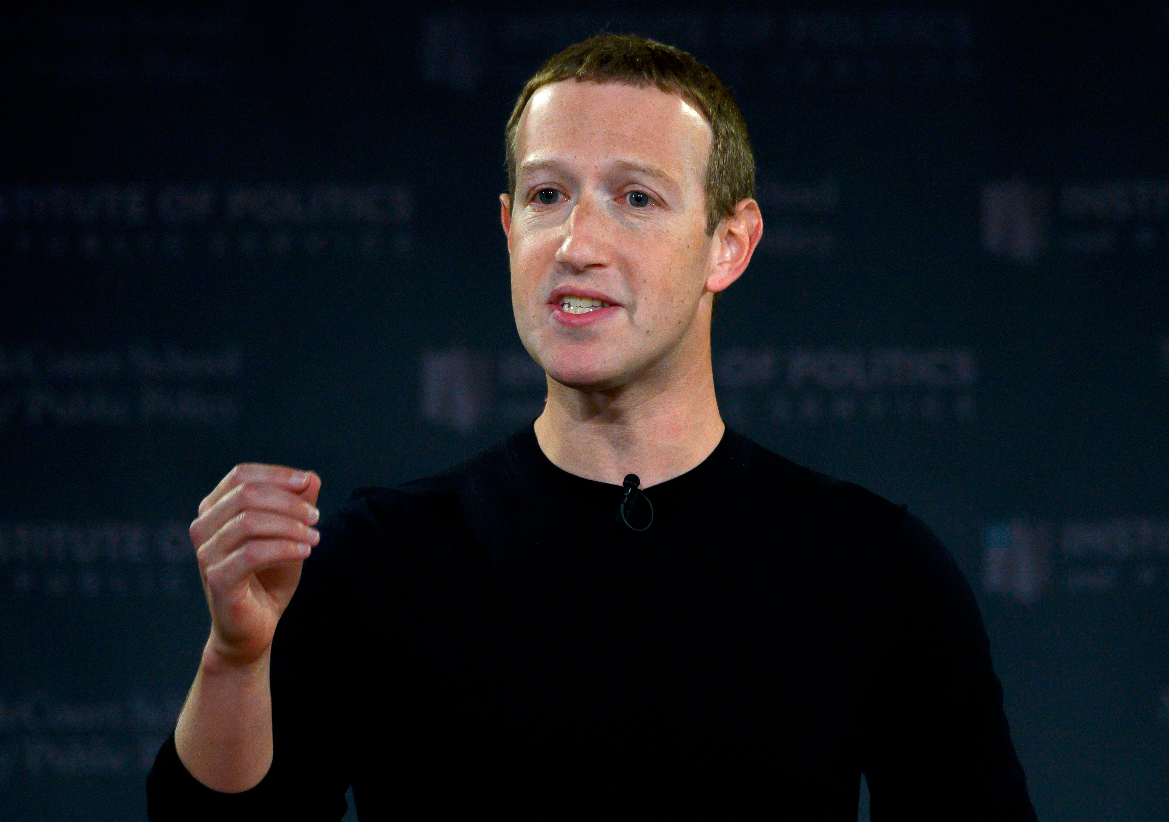 Mark Zuckerberg's social media giant Facebook has pledgedtoemploy 30% more more Black people in leadership positions over the next five years.