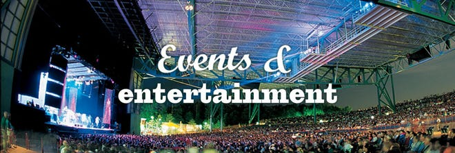 Calendar of Events and Entertainment