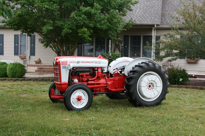 The next regular meeting of the First State Antique Tractor Club will be held at 7 p.m. May 18 at the Greenwood VFW, 301 Mill St.