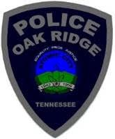 Oak Ridge Police Department badge