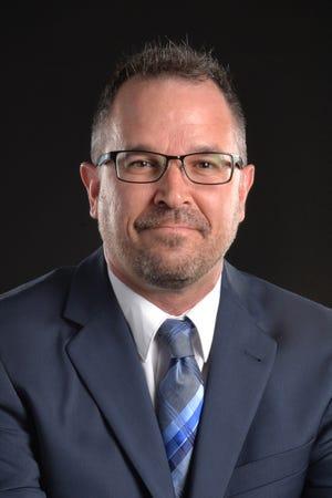 Matthew Sauer, Sarasota Herald-Tribune's executive editor and general manager [Herald-Tribune staff photo / Mike Lang]