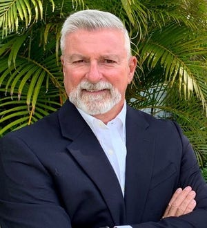 Tom Edwards, a candidate running for the Sarasota County School Board, is the subject of an elections complaint filed in late July. [Photo courtesy of Edwards]