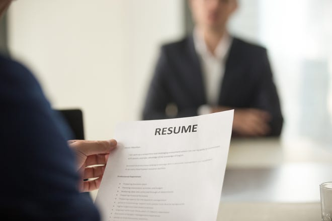 Make sure your resume puts you in a good light but is accurate.