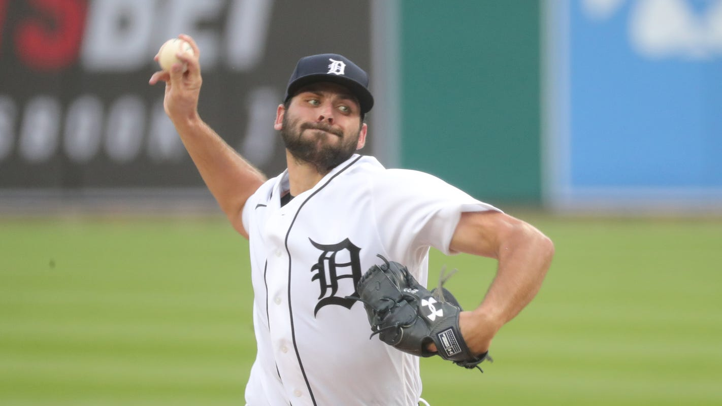 Detroit Tigers' Michael Fulmer keeps promise, rediscovers velocity in salvage over White Sox - Detroit Free Press thumbnail