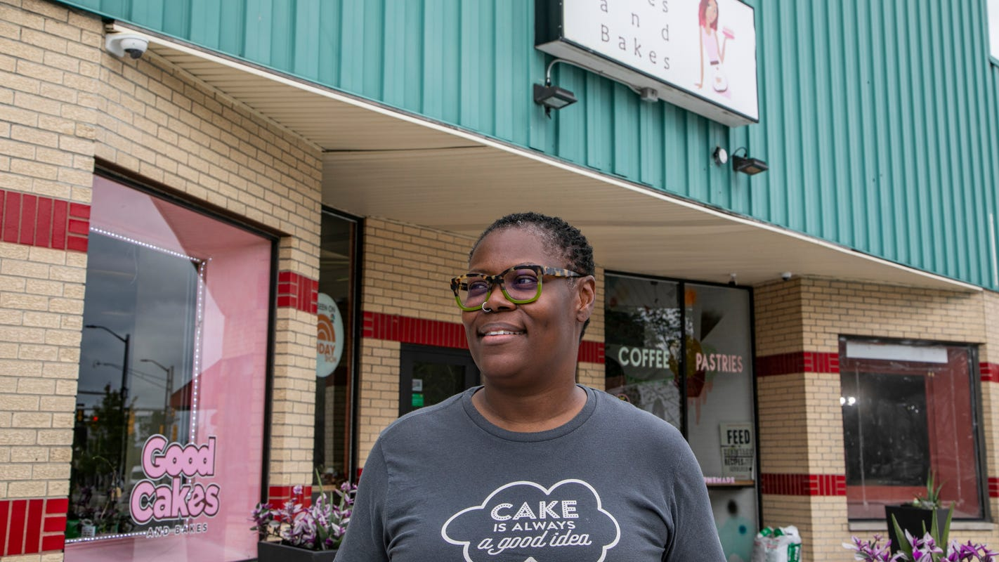 Lesbian baker in Detroit got homophobic cake order: Why she made it anyway