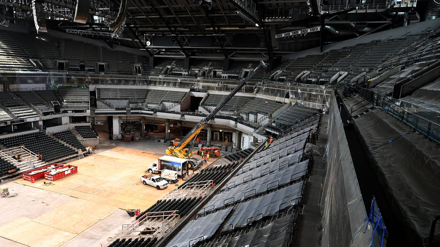 Get a look inside Bankers Life Fieldhouse's $362 million renovation